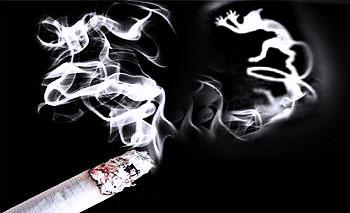 курить - бесам кадить
